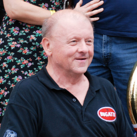 Ladislav Samohýl – Bugatti Grand Prix Zlín